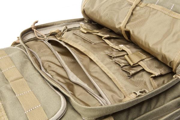 Front Pocket Zipper