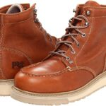 TIMBERLAND MEN'S 6″ BARSTOW WEDGE BOOT MOC SOFT TOE
